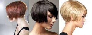 Каре на короткие волосы в 30 лет