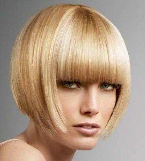 Стрижка на короткие волосы в 30 лет