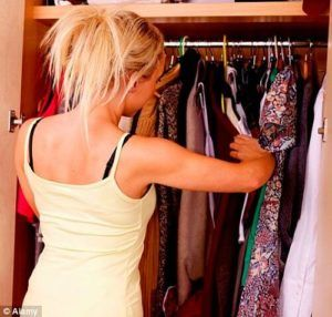 гардероб деловой женщины за 30