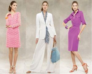 как должна одеваться женщина в 35 лет