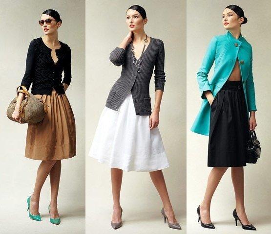 как одеваться в 30 лет женщине фото