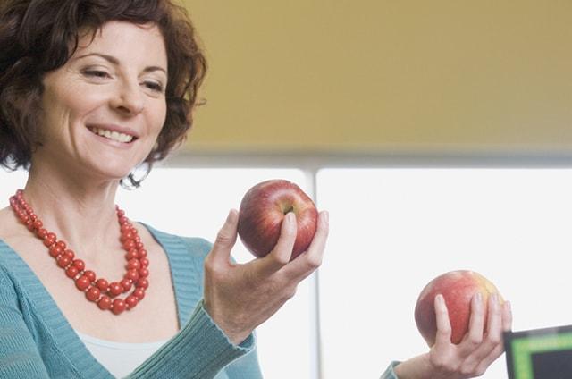 Правильное снижение веса женщинам 50 - 55 лет