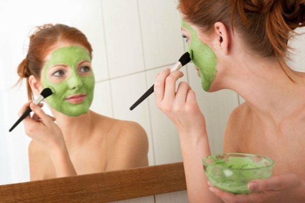Как использовать маски против морщин