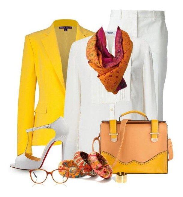 Комплекты одежды для девушек в 30 – 35 лет