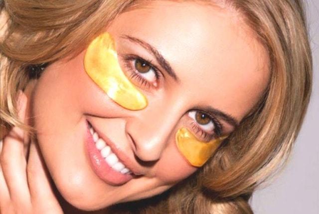 Маски вокруг глаз для женщин в возрасте 30–35 лет