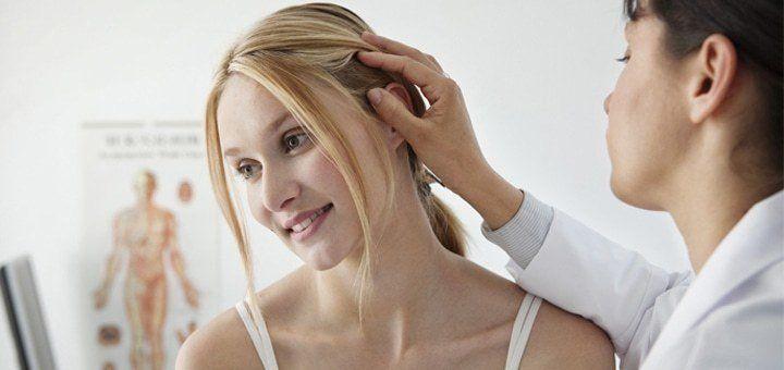 Медицинское лечение волос