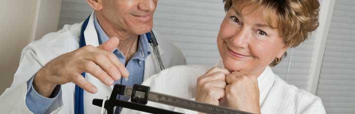 Нормальный вес в 50 - 55 лет для женщины