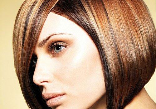 Окрас волос для женщин 30 - 35 лет