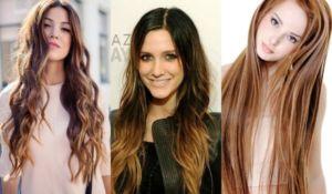 Несколько оттенков волос для женщин 30 лет