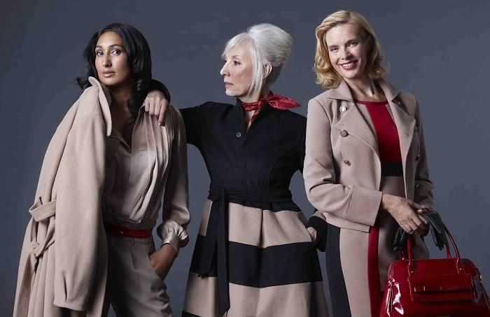 Основной гардероб для женщин в 50 — 55 лет