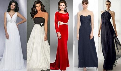 Платье для девушек в возрасте 30 — 35 лет