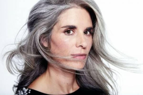 седина в 30 лет у женщин причины