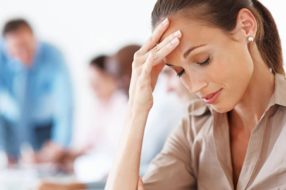 Частые головные боли у женщины 30 — 35 лет