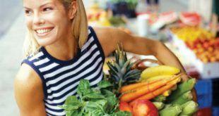 рацион питания для женщины 30 лет