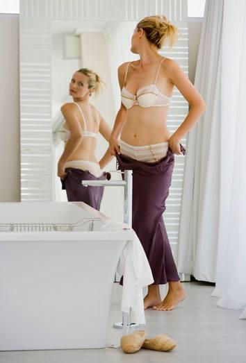 Набор веса женщин после 30