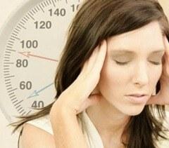 причины пониженного давления у женщин в 30