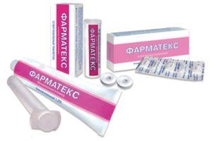 Контрацептивы Фарматекс