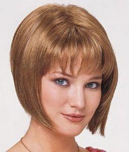 Укладка на средний волос