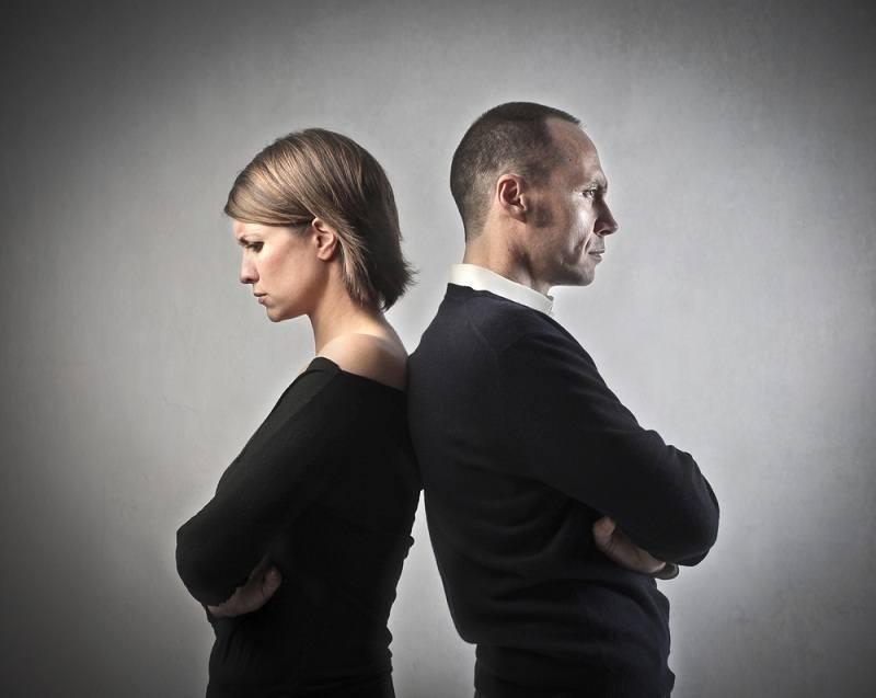 Развод у женщин в возрасте 30-35 лет