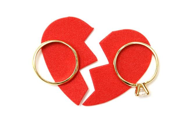 Развод после долгих лет брака