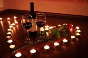 Романтичный сюрприз