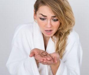 Внешние причины выпадения волос