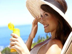 Защита от солнечных лучей
