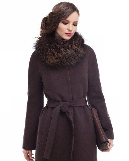 Пальто на зиму 2017 года