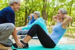 Нужные упражнения для похудения