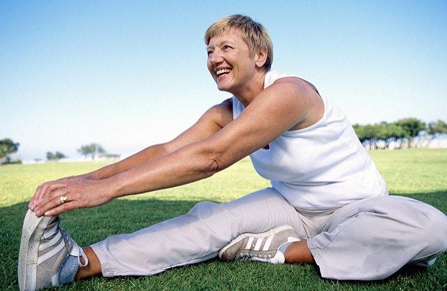 Как похудеть женщине в 50 — 55 лет