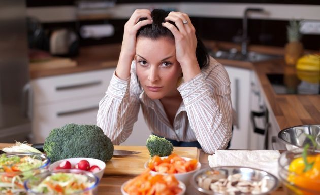 Миф про питание