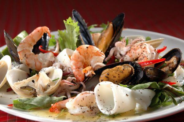 Какие нельзя есть морепродукты при холестерине