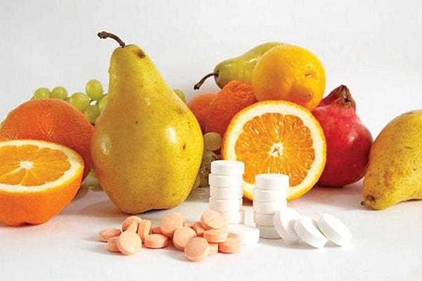 Витаминный комплекс дополнительных элементов