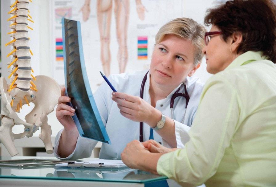 Остеопороз у женщин в возрасте 50 — 55 лет