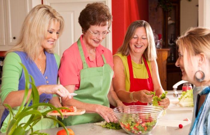 Похудение с помощью диет в возрасте 50 — 55 лет