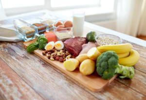 Правильные для здоровья продукты
