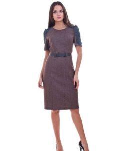 Деловое платье для женщин 50 лет