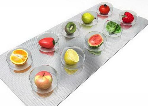 Для чего пить витамины