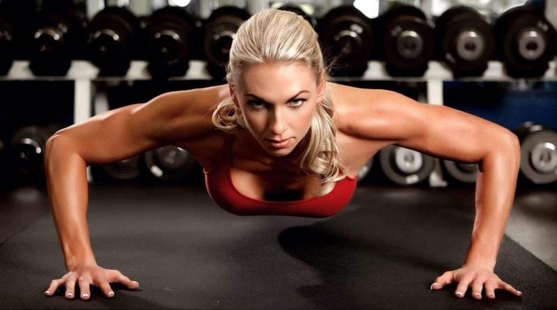 Занятие спортом женщинам в возрасте 30 — 35 лет